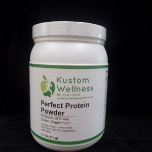 Perfect Protein Powder Health Supplement