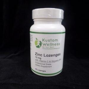 Zinc Lozenges with Vitamin C