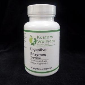Digestive Enzymes (Vegetarian)
