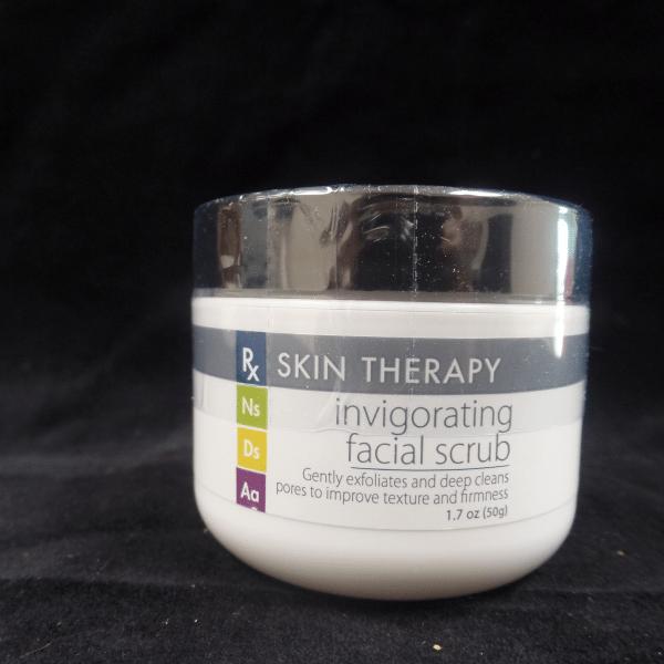 Invigorating Facial Scrub