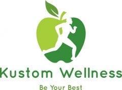 Kustom Wellness Logo